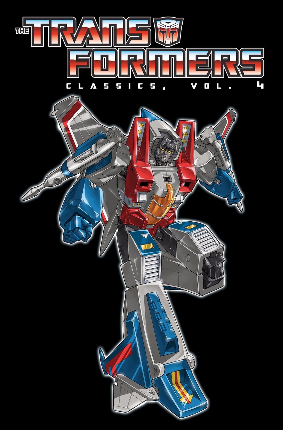 Transformers Classics Vol. 4