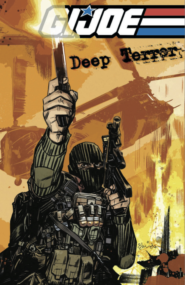 G.I. JOE: Deep Terror