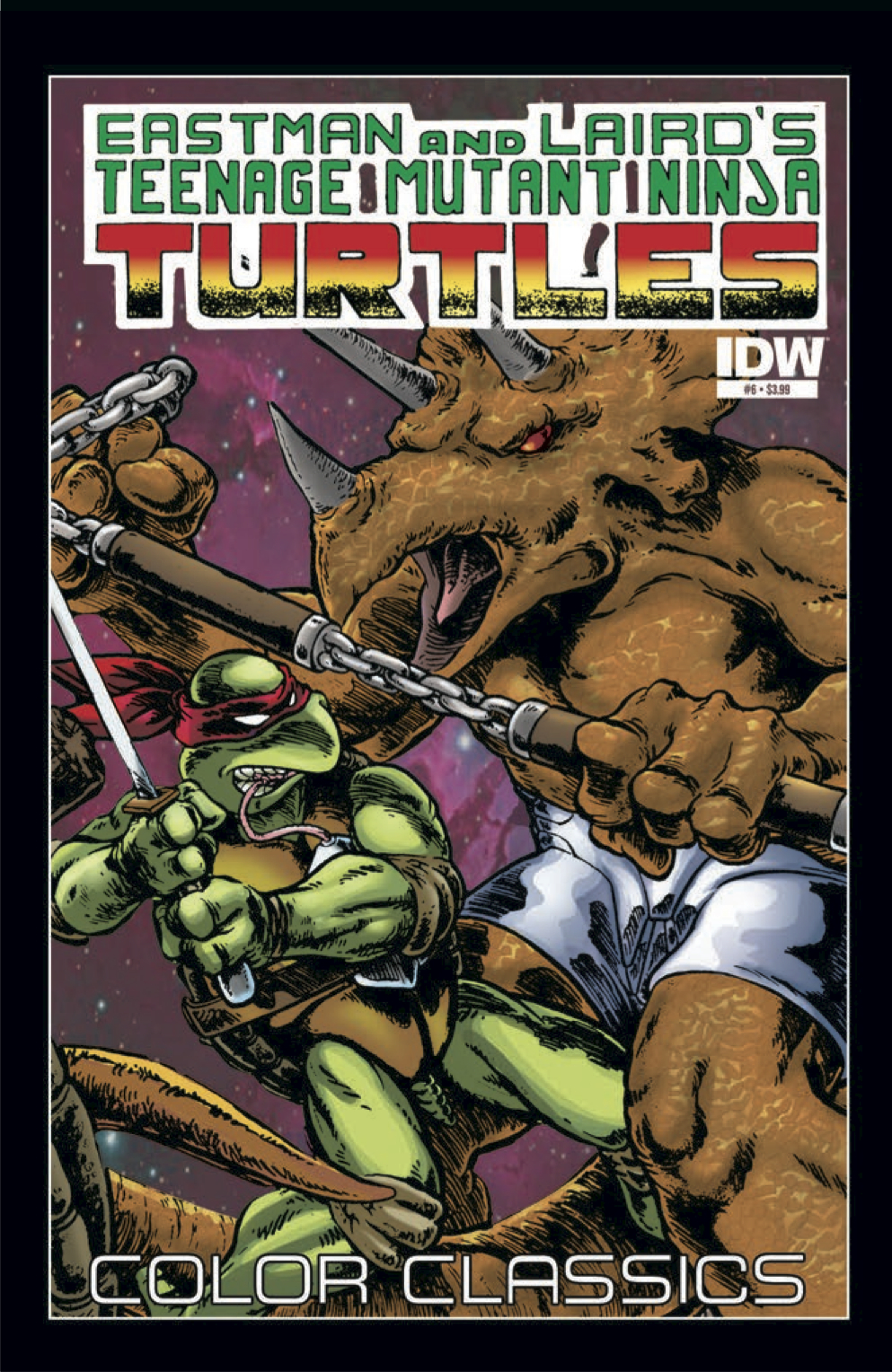 TMNT Color Classics #6