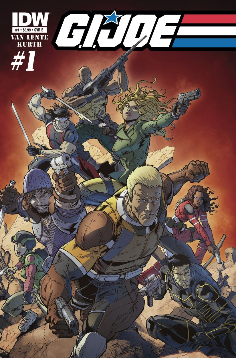 G.I. JOE Relaunch