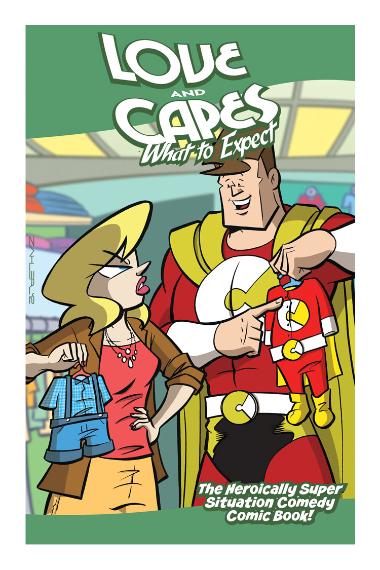 Love and Capes What To Expect #1