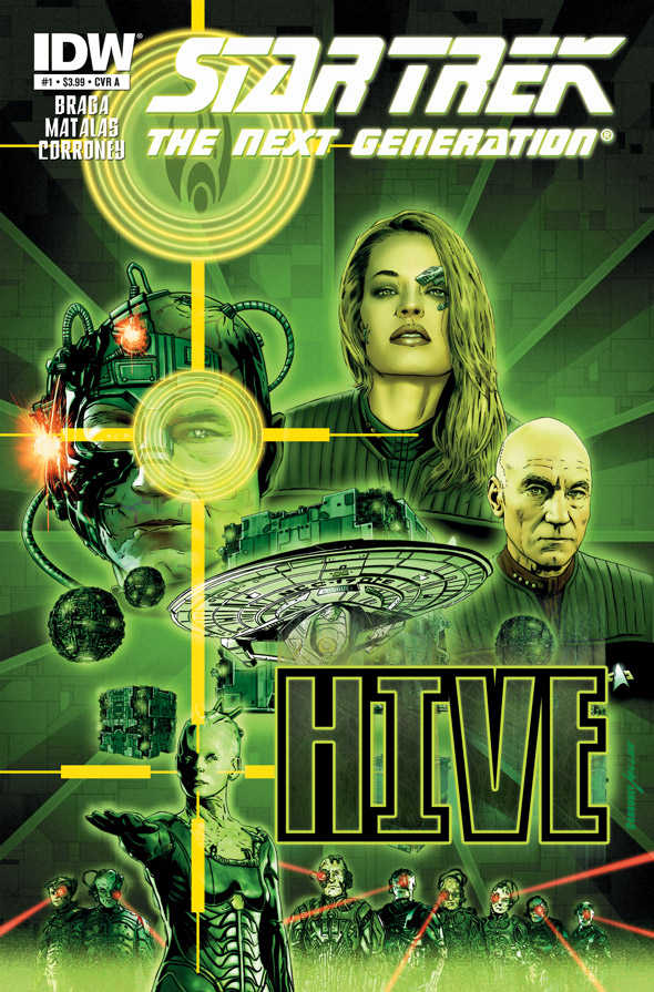 Star Trek: The Next Generation Hive #1
