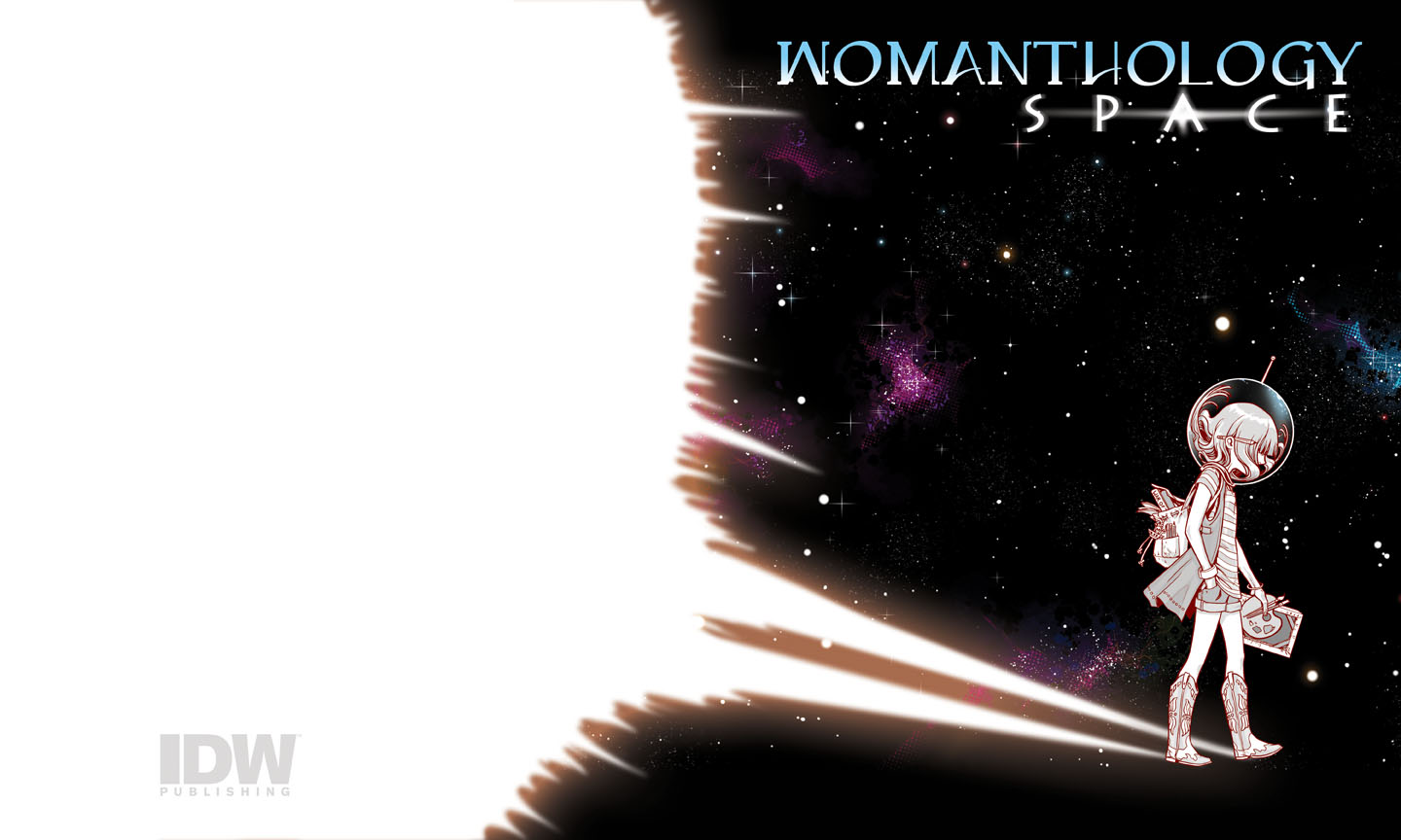 Womanthology: Space!