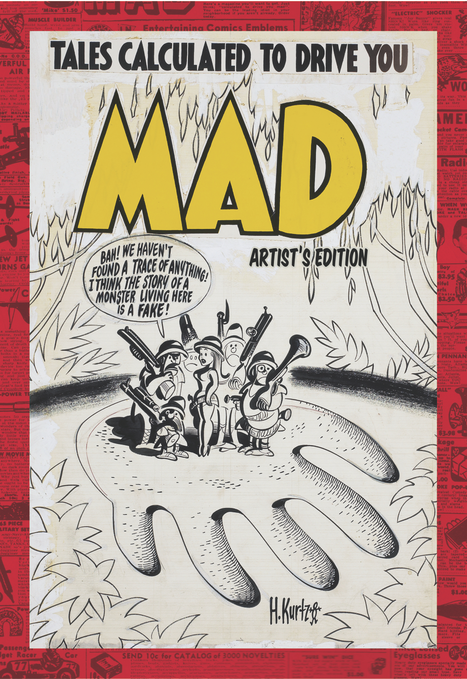 Mad Artist's Edition
