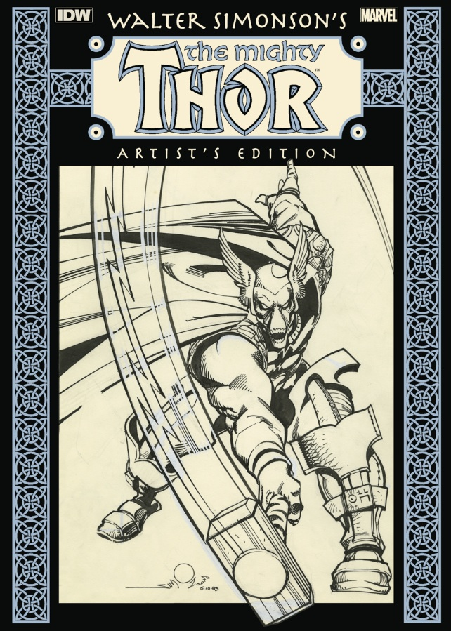 Walter Simonson's The Mighty Thor