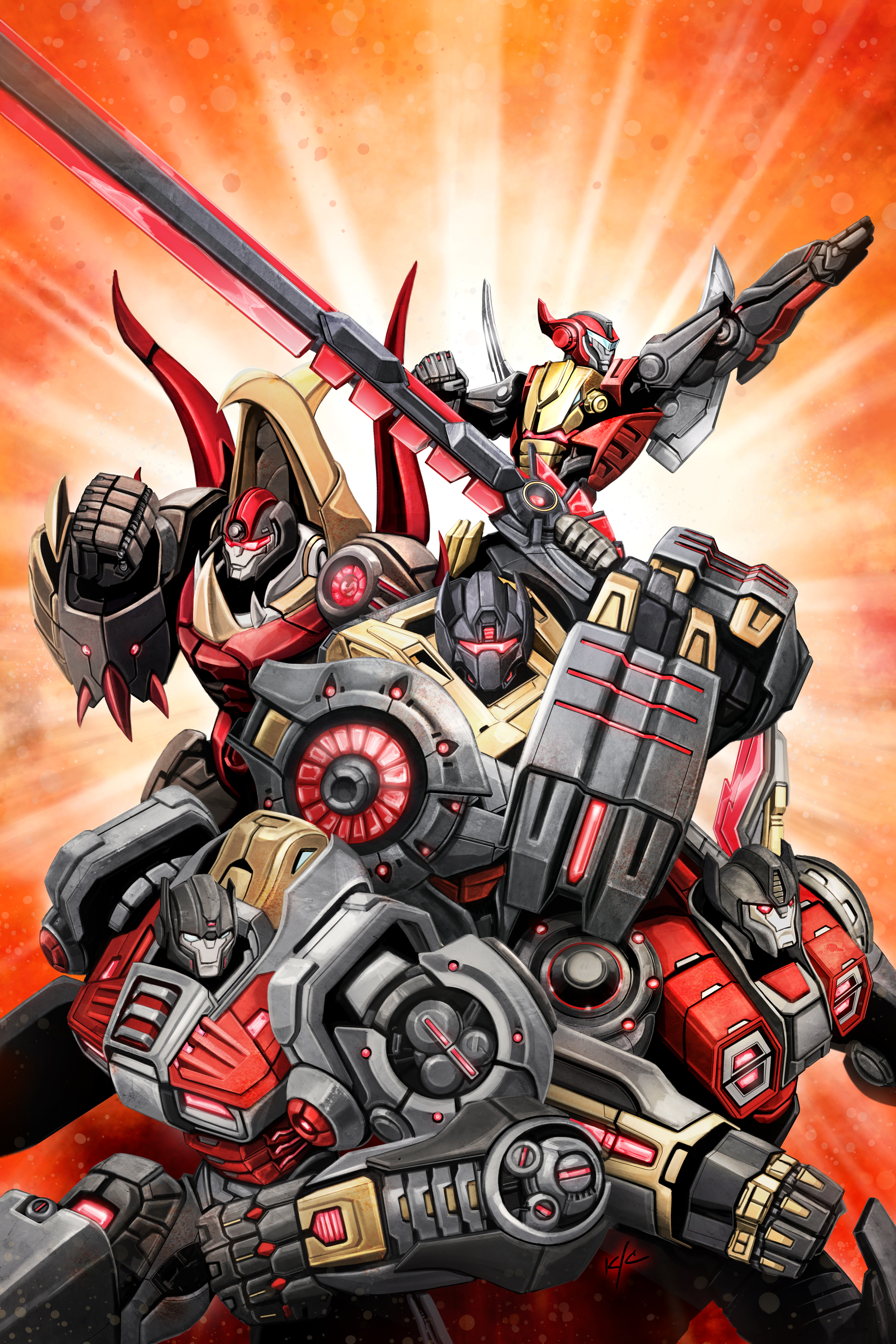 IDW Announces New TRANSFORMERS Digital Comic and ...