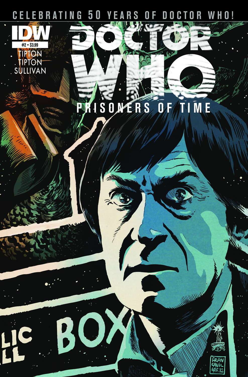 Doctor Who: Prisoner's of Time #2