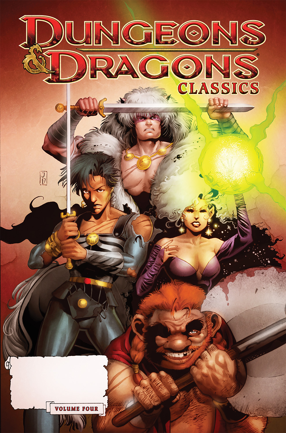 Dungeons & Dragons: Classics Vol 4