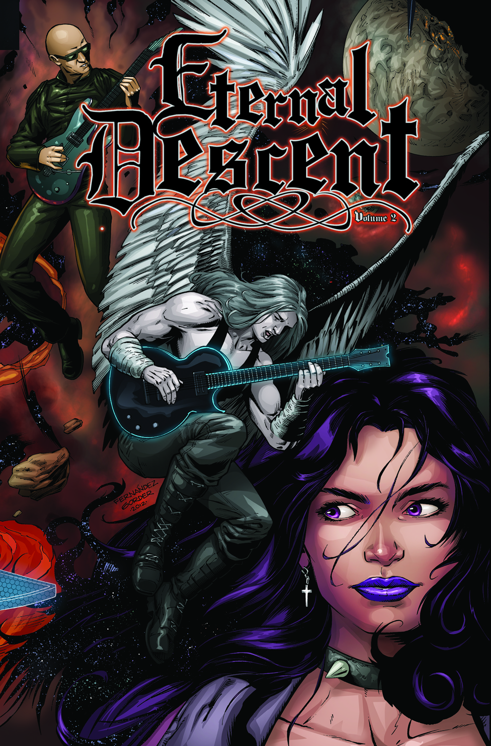 Eternal Descent Vol 2