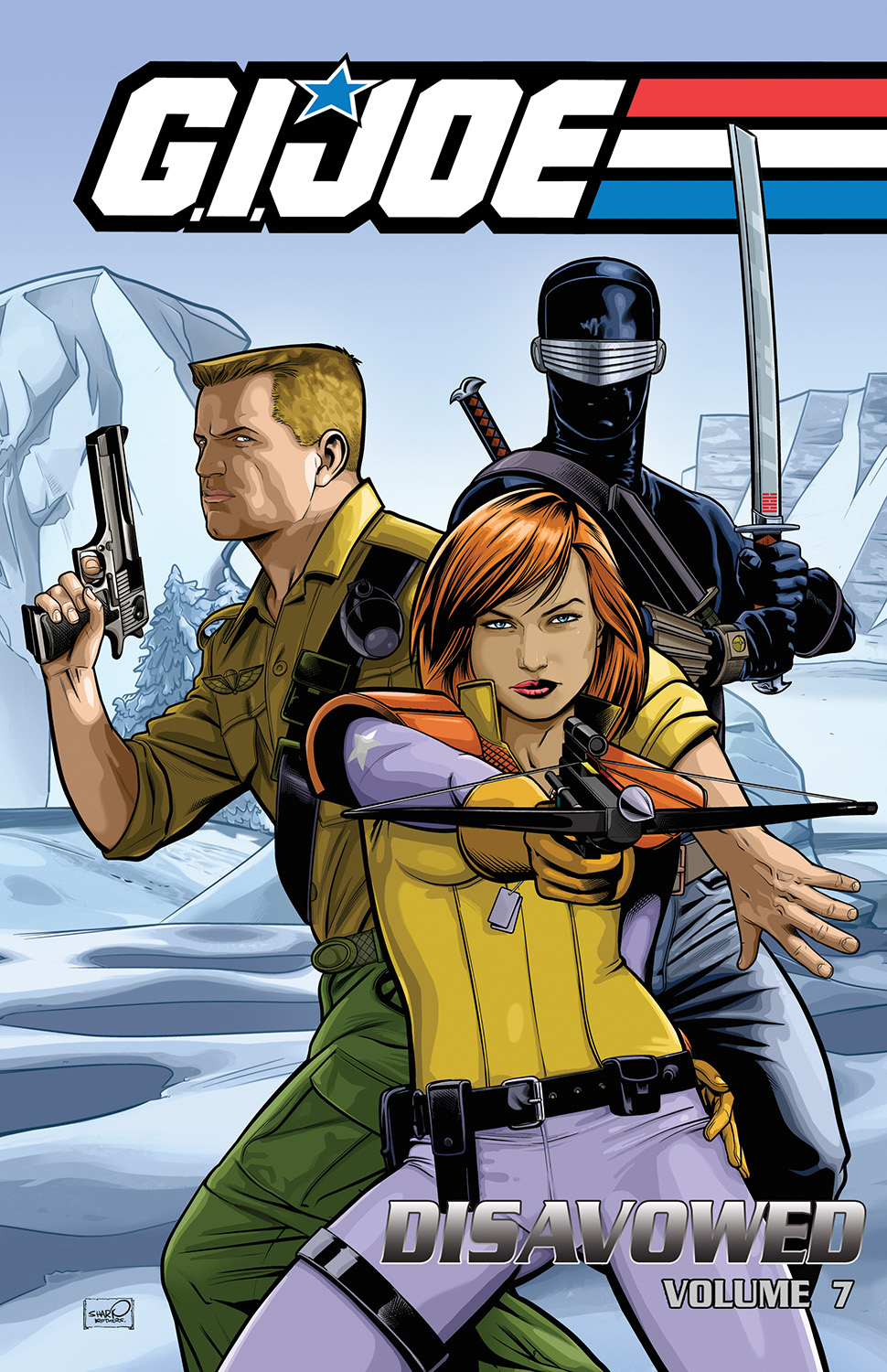 G.I. JOE: Disavowed Vol 7