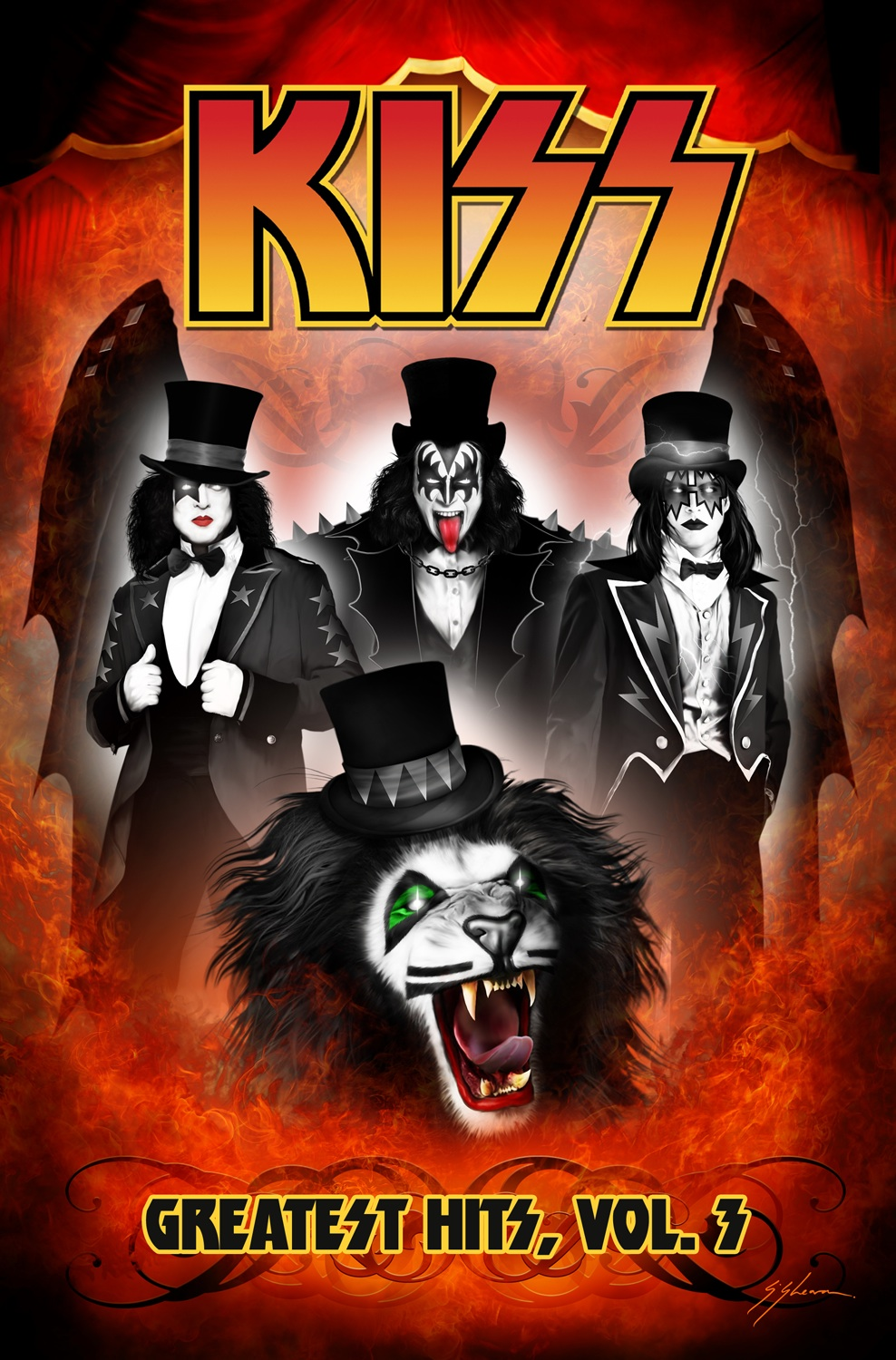 Kiss Greatest Hits Vol 3