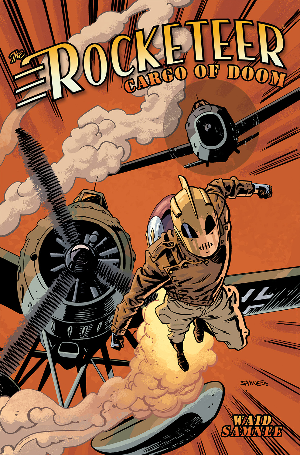 The Rocketeer Cargo of Doom