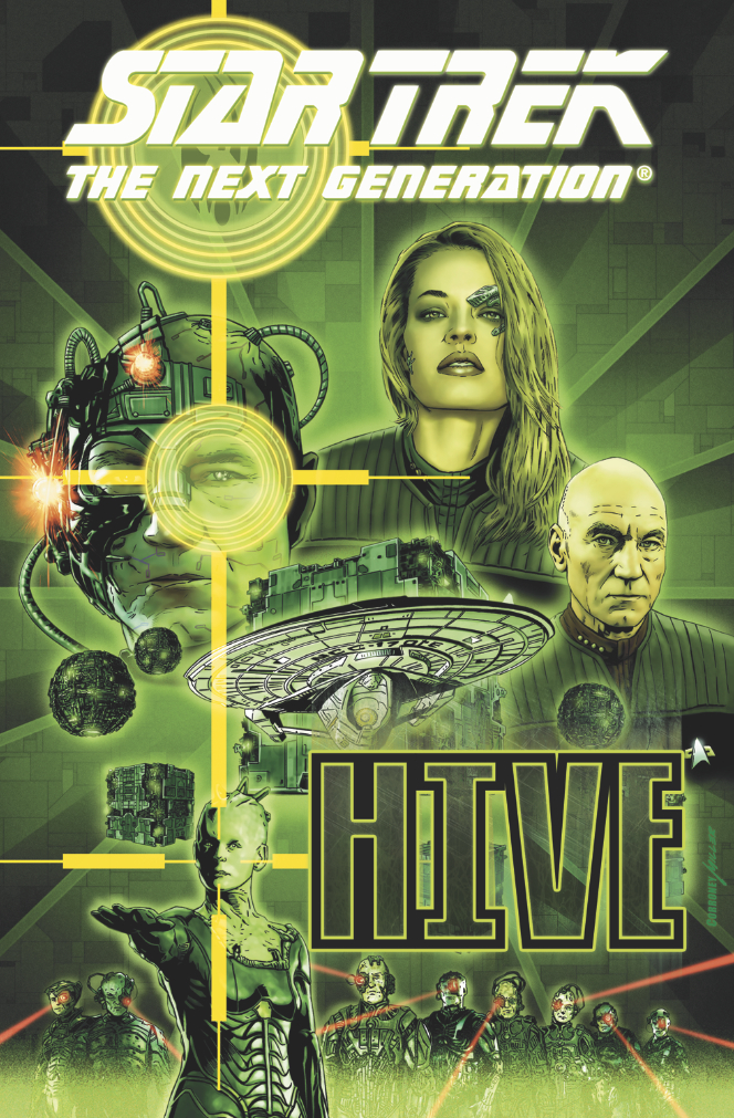 Star Trek: The Next Generation Hive