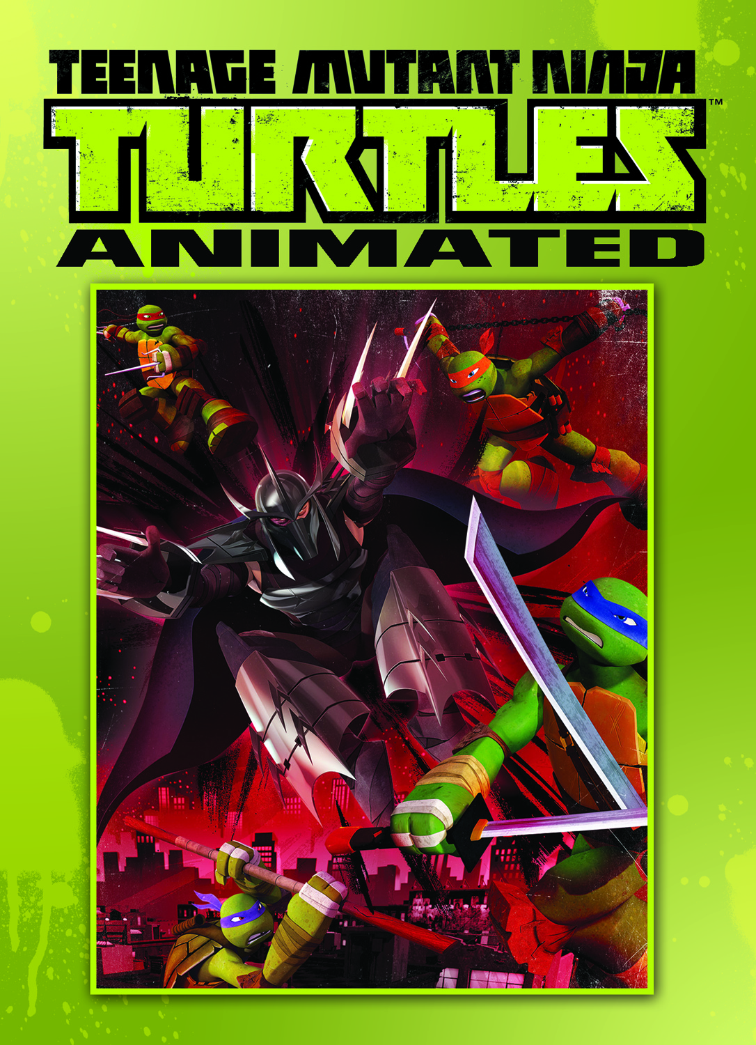 TMNT Animated Volume 1
