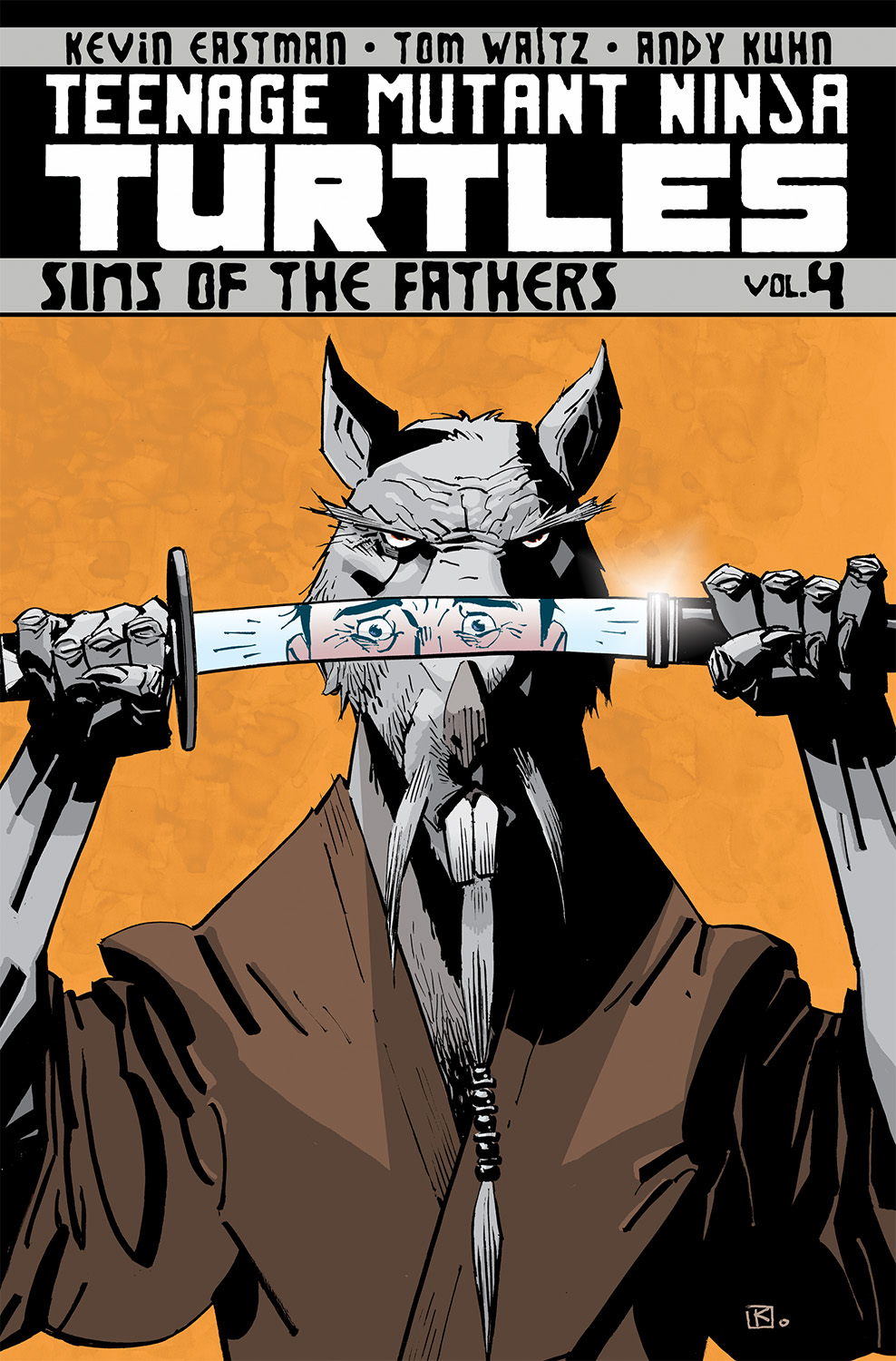 TMNT, Vol 4: Sins of the Fathers