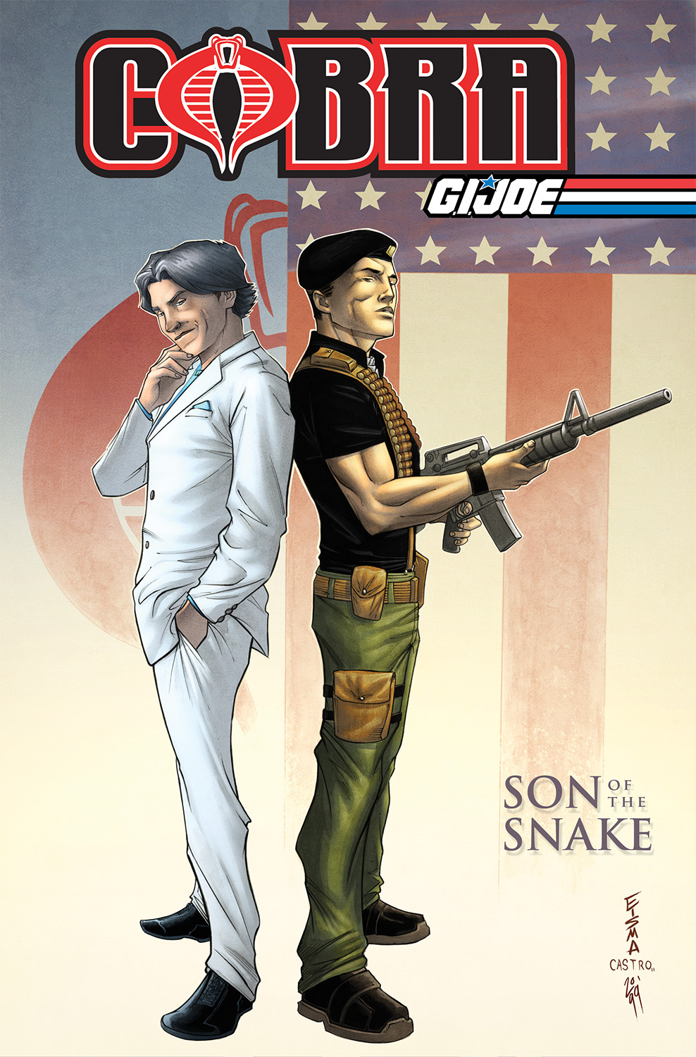 G.I. JOE Cobra Son of the Snake