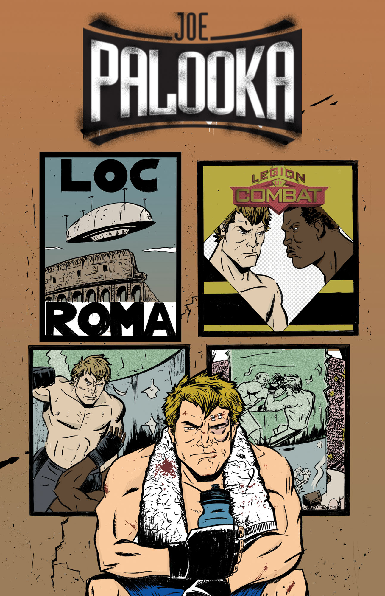 Joe Palooka #2