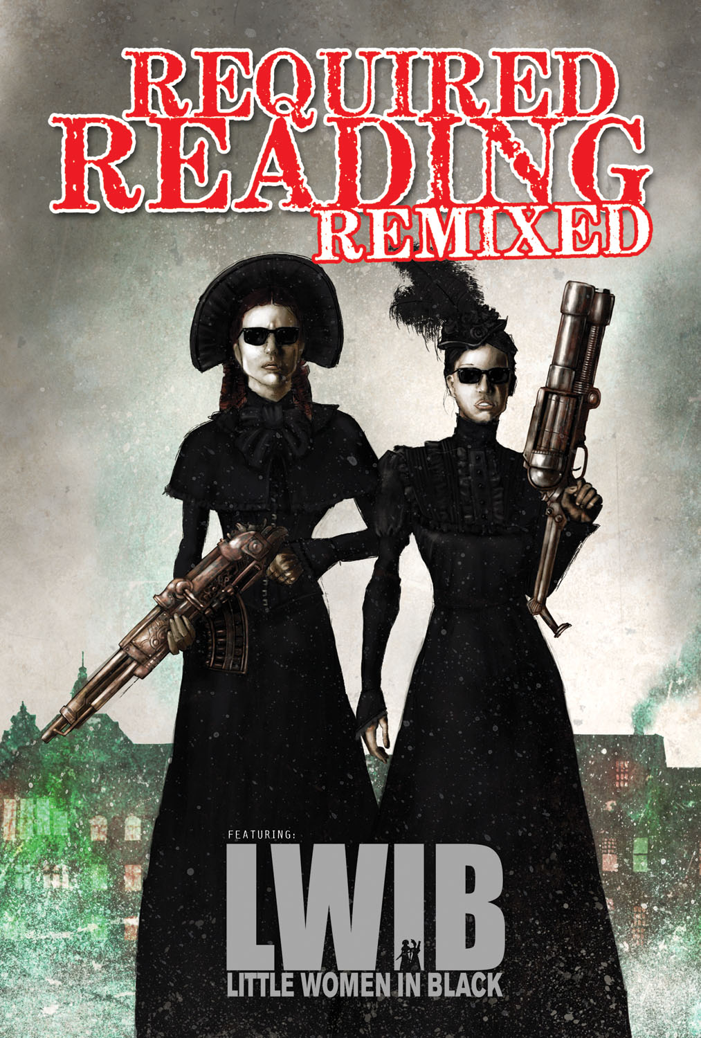 Required Reading Remixed Vol 3
