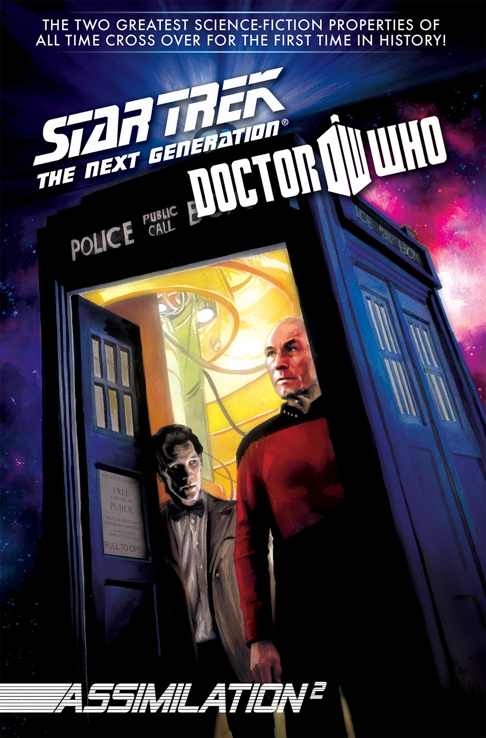 Star Trek/Doctor Who TPB Vol 2