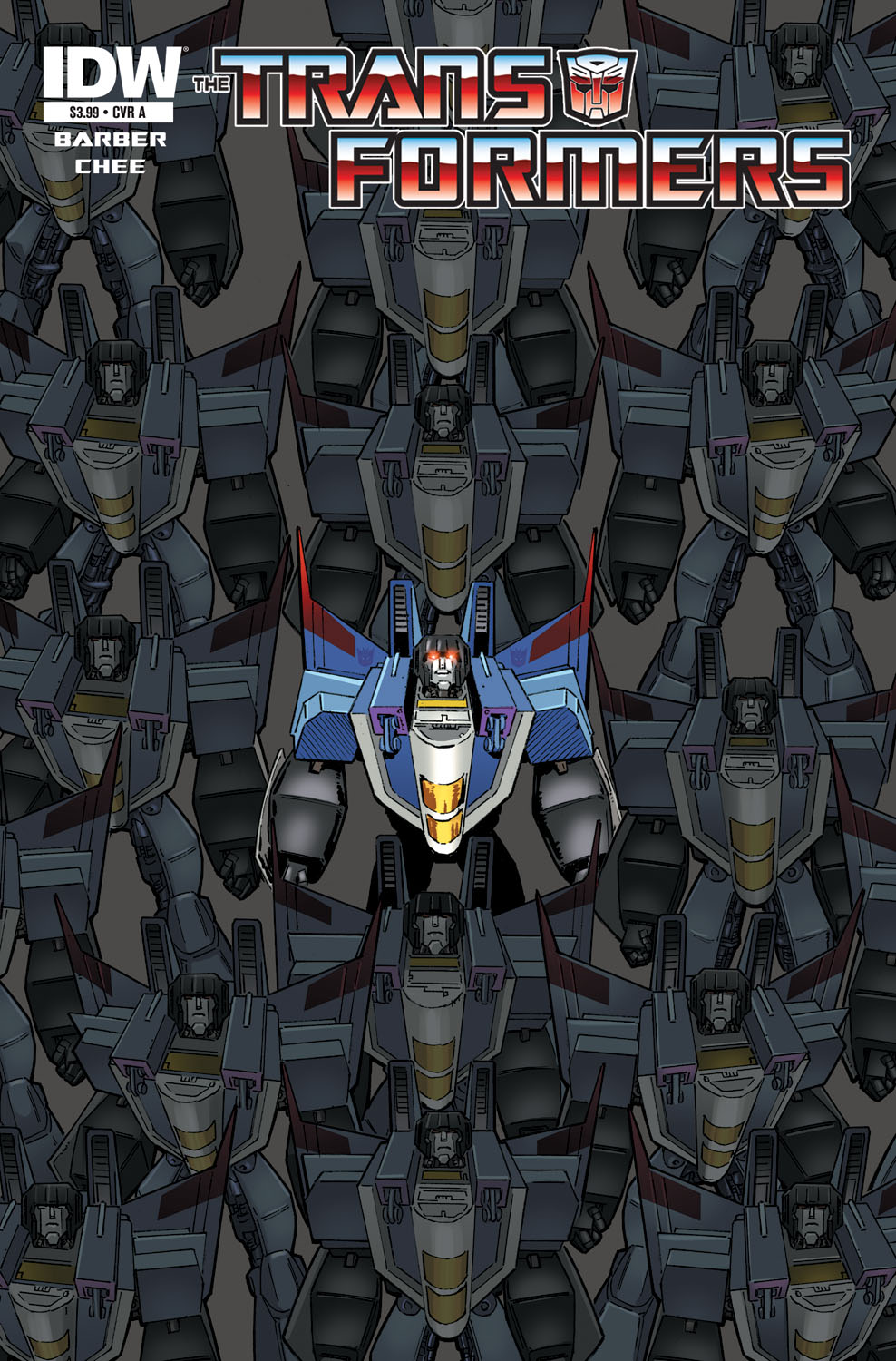 Transformers Spotlight: Thundercracker