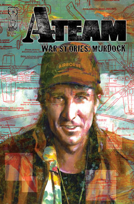 A-Team: War Stories: Murdock cover