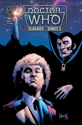 Doctor Who Classic Series III #2 cover