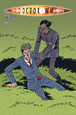 Doctor Who #10 cover