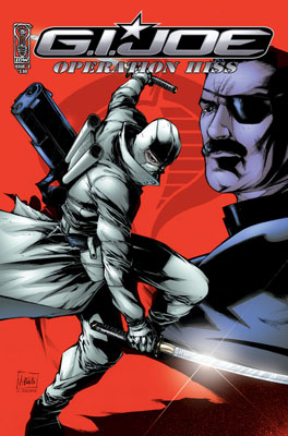 G.I. JOE: Operation HISS #3 cover