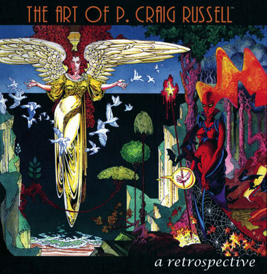The Art of P. Craig Russell cover