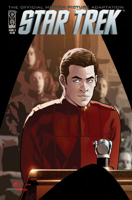 Star Trek: Movie Adaptation #3 cover