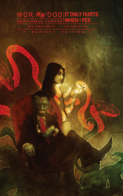 Wormwood, Vol 2, Deviant Edition cover