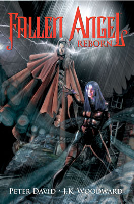 Fallen Angel:Reborn TPB cover