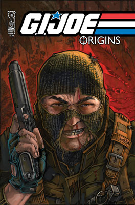 G.I. JOE: Origins #11 cover