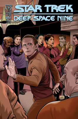 Star Trek: Deep Space Nine: Fool's Gold #2 cover