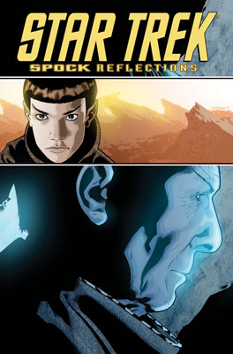 Star Trek: Spock Reflections TPB cover