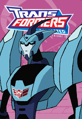 TRANSFORMERS Animated Vol 13 cover