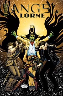 Angel: Lorne cover
