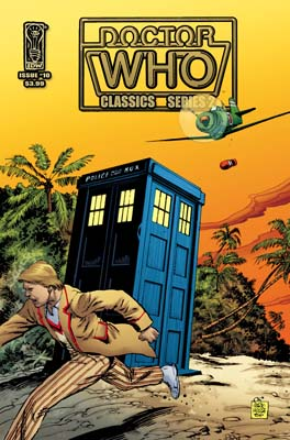 Doctor Who Classics Series Vol 5 cover