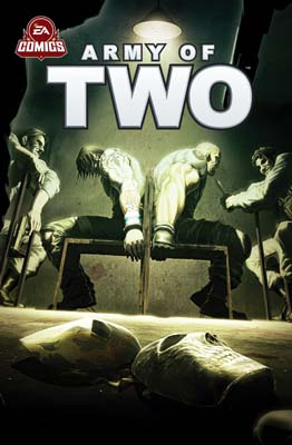 Army of Two #3 cover