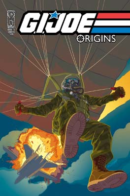 GI JOE: Origins #13 cover