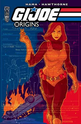 GI JOE: Origins Vol 2 TPB cover