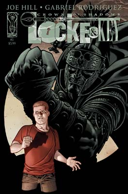 Locke & Key: Crown of Shadows #5 cover
