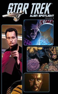 Star Trek: Alien Spotlight Vol 2 cover