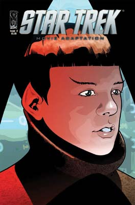 Star Trek: Movie Adaptation #2 cover