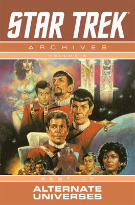 Star Trek: Archives Vol 6 cover
