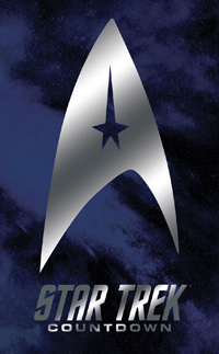 Star Trek Countdown HC Cover