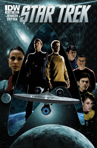 Star Trek #1 cover A