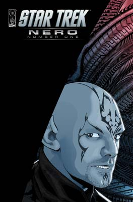 Star Trek: Nero #1 cover