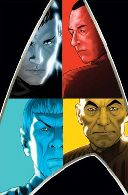 Star Trek Prequel Cover