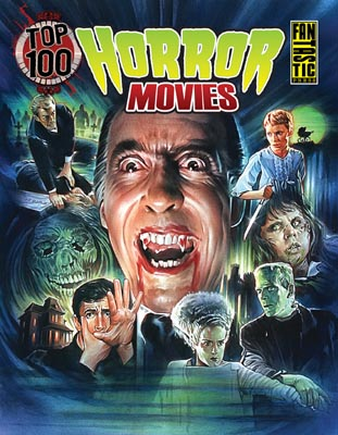 Top 100 Horror Movies cover